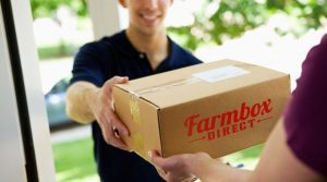 Veg Box Delivery