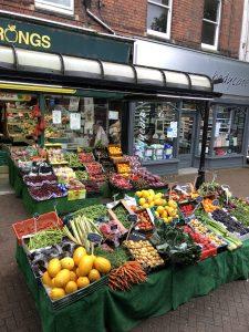 Local Greengrocer Lytham