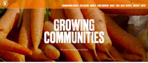 Growing Communities