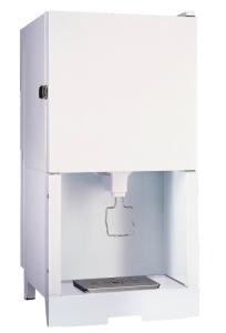 White Milk Dispenser for Cafe